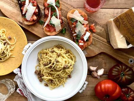 Italian Roast Beef & Vegetables with Parmigiano Reggiano Rind