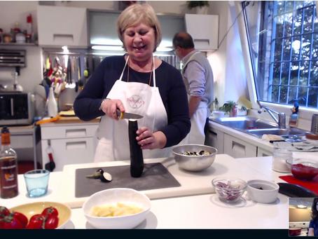 Meet the Chefs: Daniela - Rome, Italy