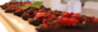 Eggplant Naples Italian Cooking Class