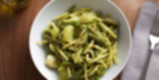 Learn how to make Pesto and Focaccia with an Italian Chef in a Ligurean cooking class