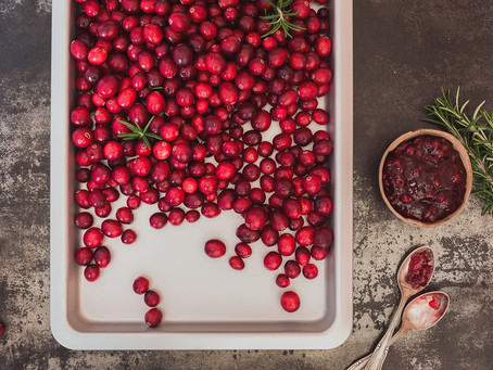 Cranberry 101: Sweet and Tart, these Berries are the Original American Superfruit (plus a Cranberry