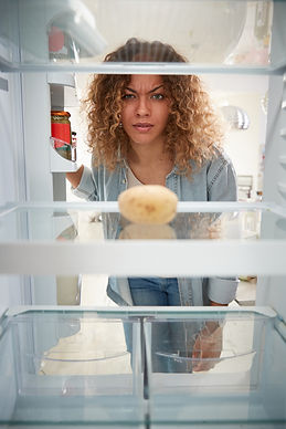 WHAT'S IN YOUR FRIDGE?!