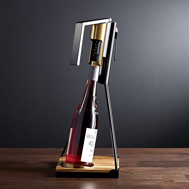 Rabbit is a well known wine tool and this cook new corkscrew will look good while being functional