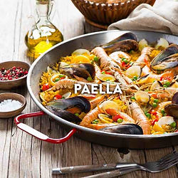 Paella Spanish Cooking Class