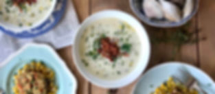 New England Cooking Class - How to Make New England Clam Chowder