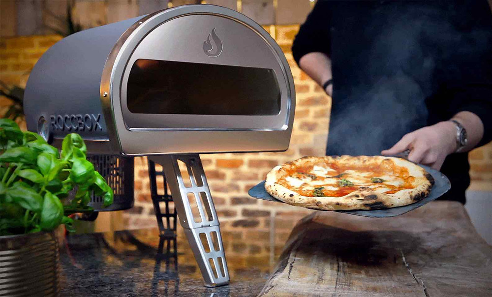 A pizza oven is on every outdoor cooks wishlist