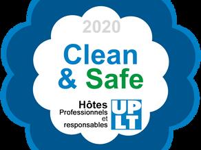 L'UPLT lance la Charte des Hôtes Engagés et son label sanitaire