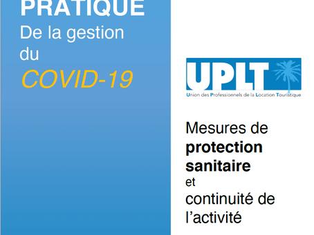 L'UPLT met son protocole sanitaire en oeuvre dès le 11 mai