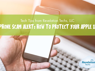 iPhone Scam Alert: How to Protect Your Apple ID