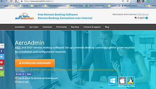 Aeroadmin site.PNG