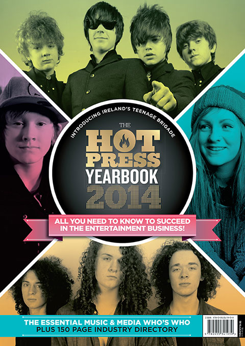 Katie Laffan Hotpress Yearbook