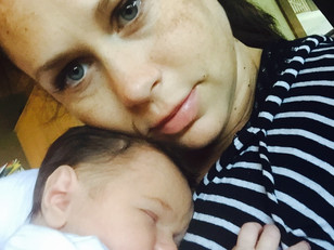 What My Newborn is Teaching Me About FOMO (fear of missing out)
