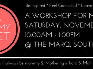 Register for THE MOMMY RESET Workshop 11.4.17