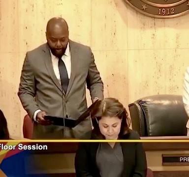 Senate Invocation