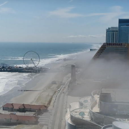 The Boardwalk Empire Surf Style