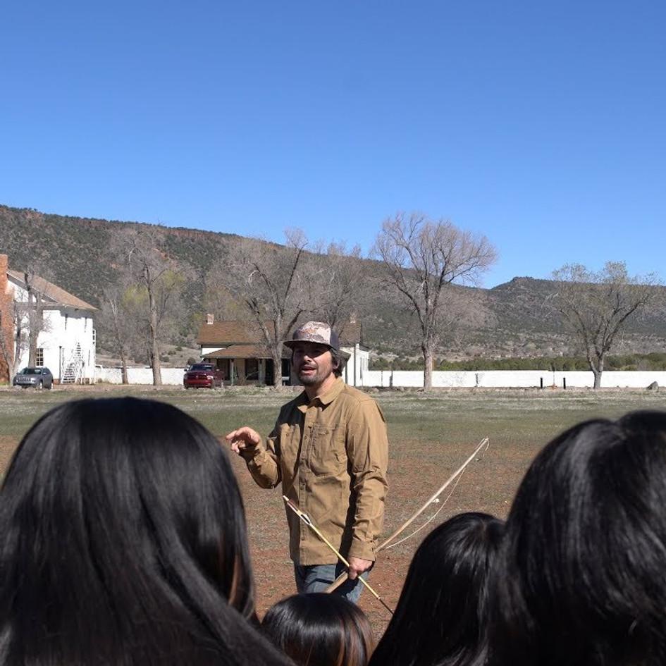 Past Skills @ Fort Apache