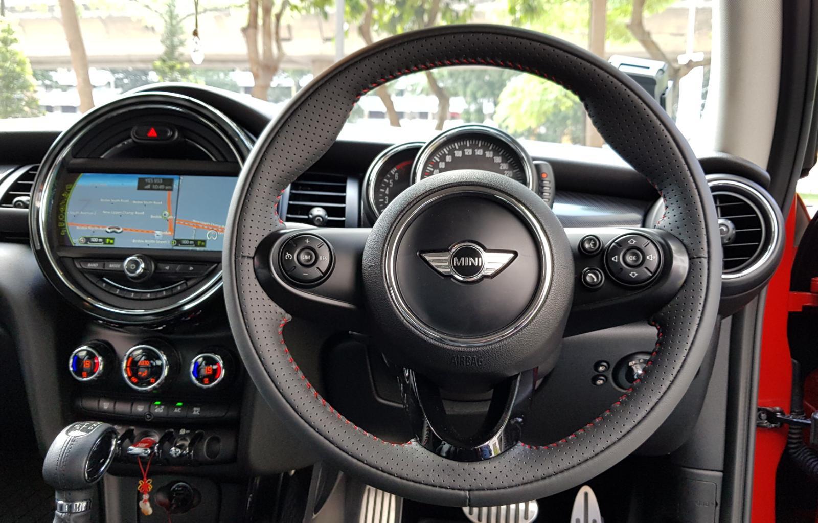 Steering Wheel Rewrap
