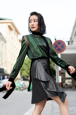 Ms. Phí Linh in ADEAM - FW18