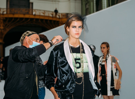Behind-the-Scenes Of Paris Fashion Week Spring 2021