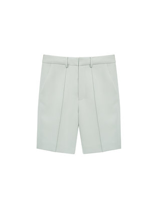 ShuShu/Tong Raw Edge Shorts - Green
