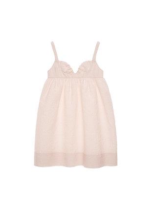 ShuShu/Tong Strap Bra Dress