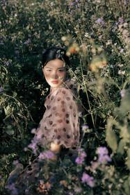 Ms. Nhung Lưu in Lee Mathews - FW19
