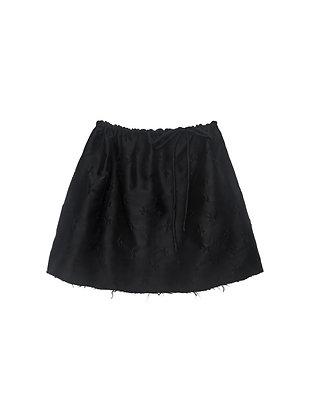 ShuShu/Tong Bow Skirt Black