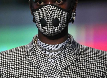 Mask Fashion: How brands around the world rock it