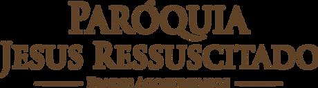 logo Paroquia Jesus Ressuscitado PNG C.p