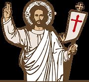 logo Paroquia Jesus Ressuscitado PNG B.p