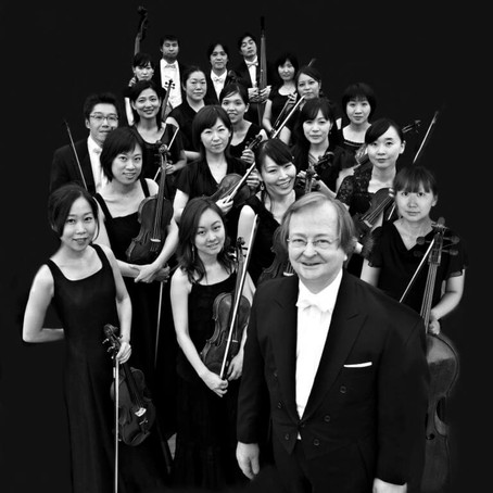 Tokyo Sinfonia - a very Special Little Orchestra