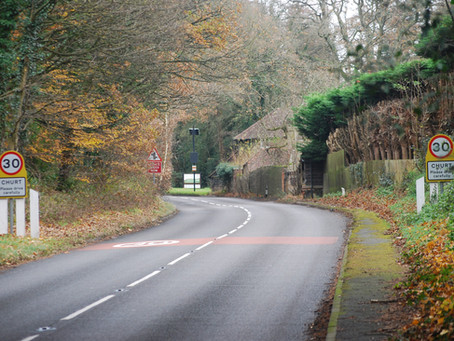 Churt Volunteer Drivers Scheme is Running...
