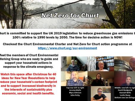 Churt's Environmental Charter – Net Zero for Churt