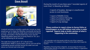 Waverley Rural Crime Newsletter Issue 3