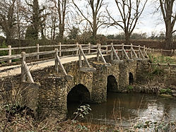 Walk 10 Old Bridge at Tilford.jpg