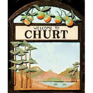 Churt Garden Bird Watch' on April 13th