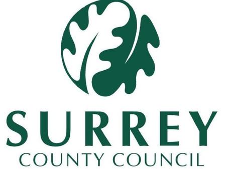 Surrey Libraries, Surrey County Council