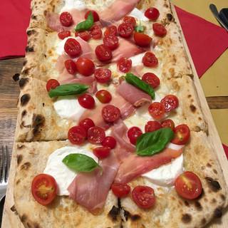 Pizzeria Gap Pizza alla pala
