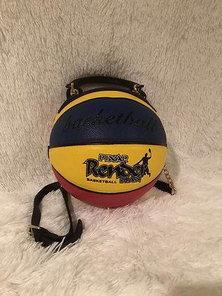 Basket Ball Handbag