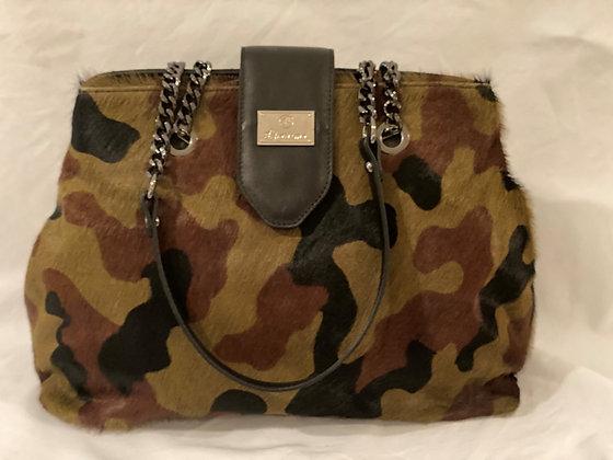 The Cavallino Camouflage Handbag