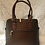 Thumbnail: Ostrich Print Satchel w/Matching Wallet (Multiple Colors)