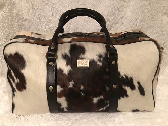 Cavallino Travel Bag - Ivory