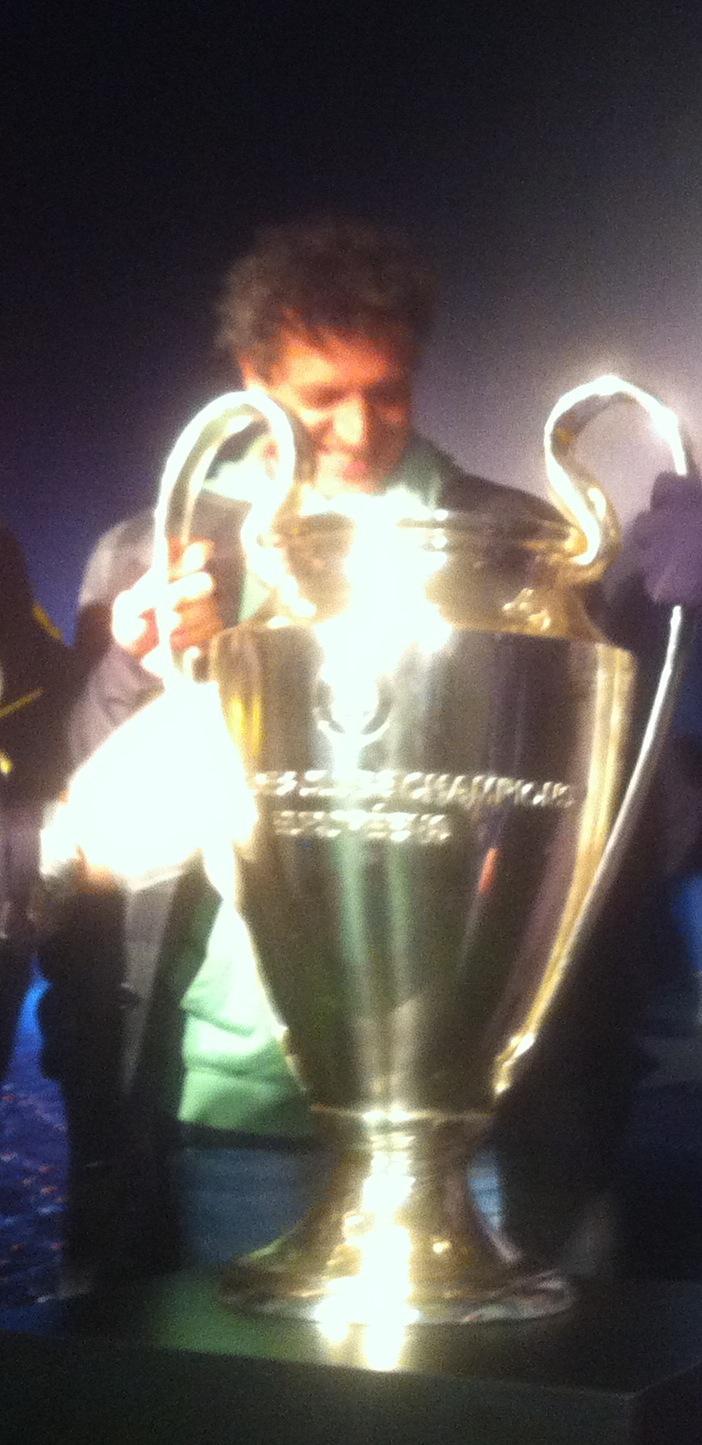 LA CHAMPIONS!!!!!