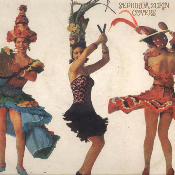 Covers -Sepiurca Zukin-