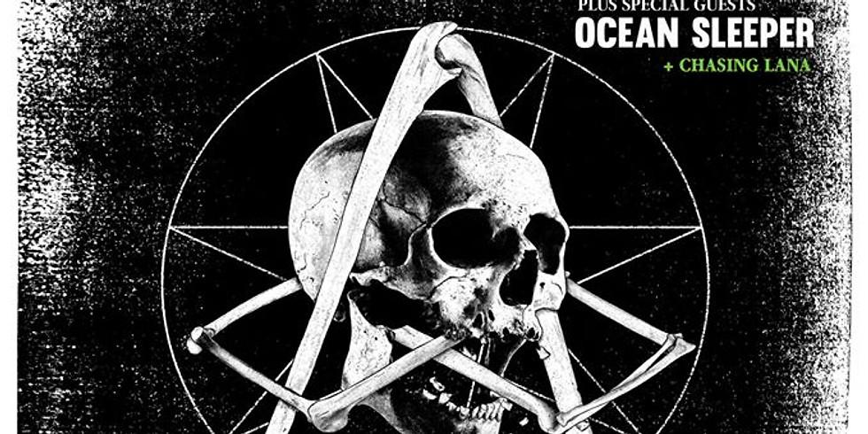 Atreyu w/ Ocean Sleep & Chasing Lana