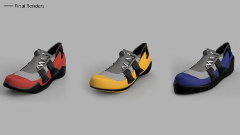 Evolve Shoe