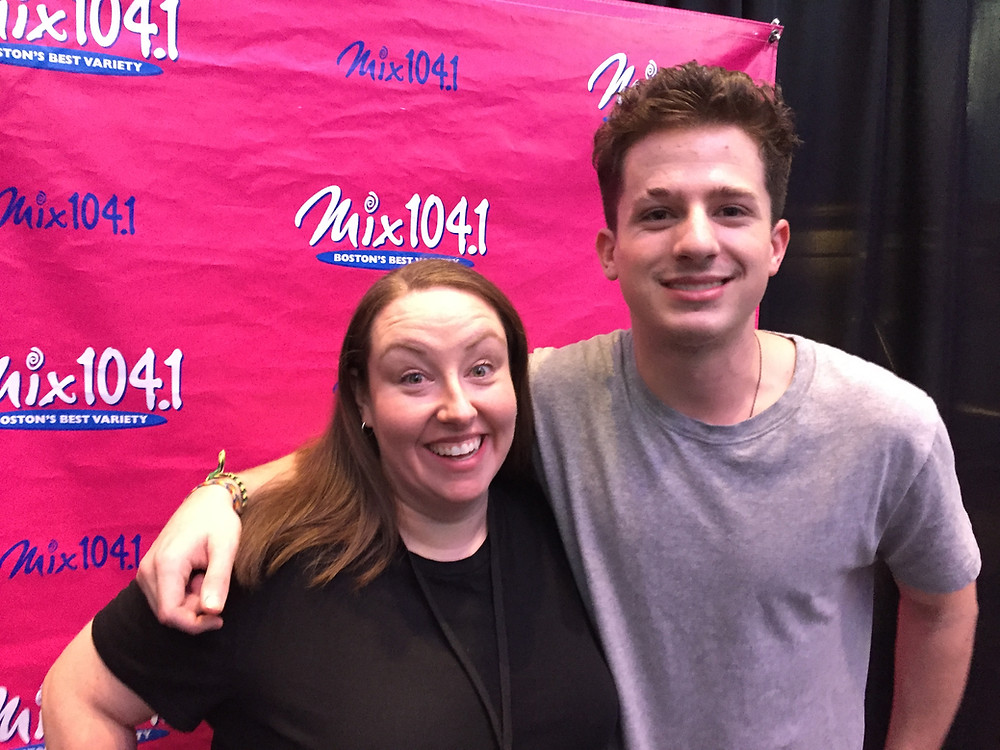 Alicia Love and Charlie Puth!