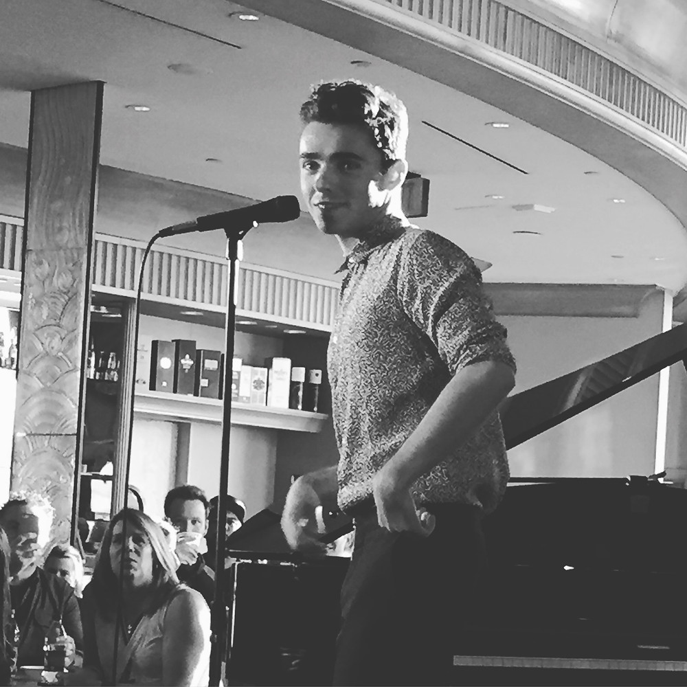 Alicia Love captures Nathan Sykes in action!