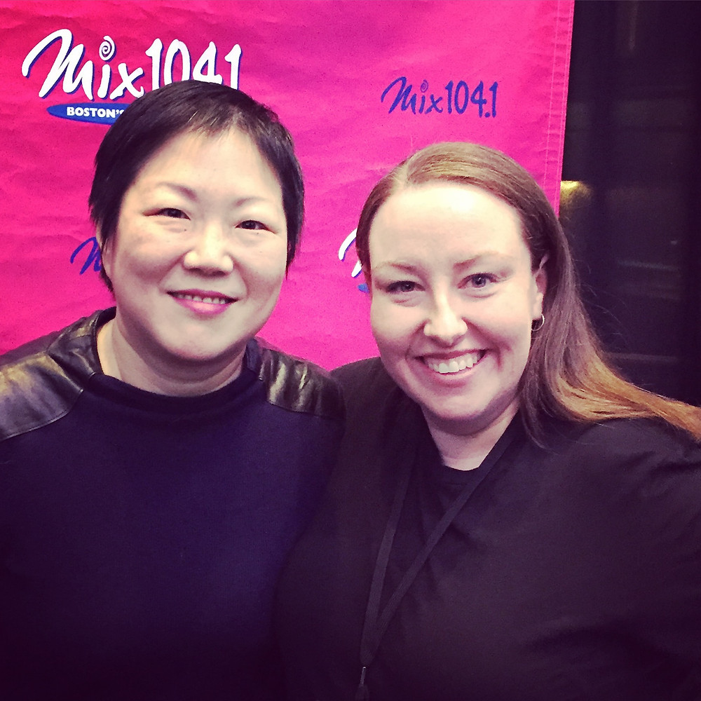 Alicia Love and Margaret Cho!