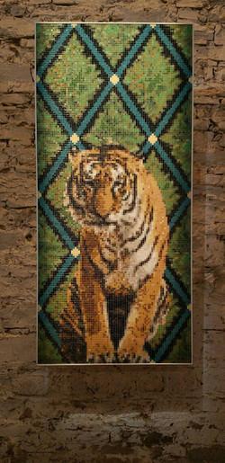mosaico per bisazza